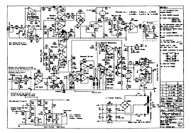 index of schematics music amps marshall