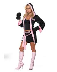 boxer womens costume u2013 spirit halloween themed events