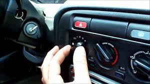 1997 Nissan Sentra Interior Nissan 200sx Blower Motor Repair And Resistor Youtube