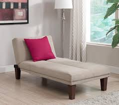 Upholstered Chaise Lounge Dhp Furniture Dillan Chaise