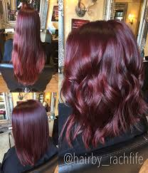 red brown long angled bobs 144 best dark red hair colors images on pinterest colourful hair