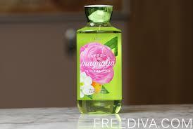 sweet magnolia u0026 clementine shower gel bath u0026 body works free diva