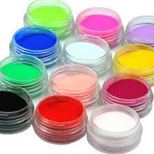 online get cheap acrylic nail colored powder aliexpress com