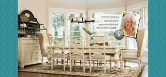 furniture paula deen coffee table paula deen dining table
