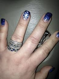winter nails 2013 by allison at bloomingnails in crown point in