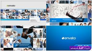 videohive multi video corporate presentation after effects