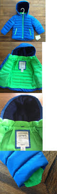 outerwear nwt carter s 24 month winter coat puffer jacket