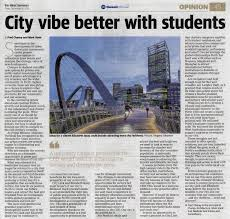 city vibe better with students the west australian chaney