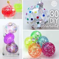 30 ways to fill ornaments activities activities