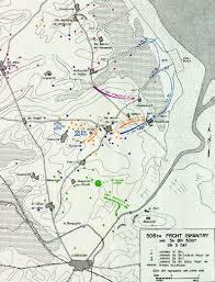 Uta Map 506th Infantry Website Wwii Maps
