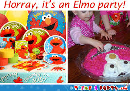 elmo birthday party elmo birthday party ideas decor food and activities