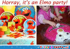 elmo birthday elmo birthday party ideas decor food and activities