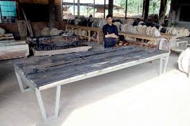 Petrified Wood Dining Table Petrified Wood Indonesia