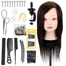 Hair Styling Classes Neverland Hair Styling Training Head 100 Real Hair Dummy Doll