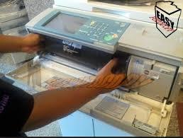 Toner Mesin Fotocopy Minolta cara mengatasi toner fotocopy yang tidak bisa turun mesin fotocopy