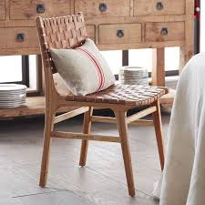 Woven Chairs Dining Woven Leather Dining Chair Dining Chairs Dining And Room