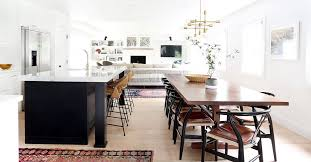 kitchen dining room floor plans how to actually lay out an open floor plan mydomaine