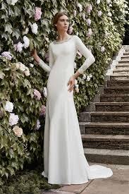Elegant Wedding Gowns Cristina Tamborero 2016