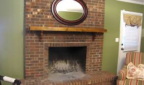decor white brick fireplace makeover brick fireplace makeover