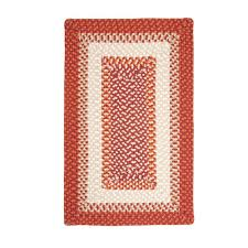 home decorators collection blithe red 12 ft x 15 ft braided area