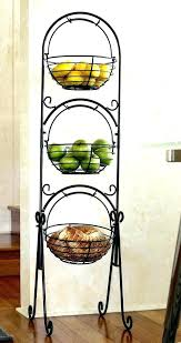 3 tier fruit basket tiered fruit stand giada two tier basket stand 3 tier fruit basket