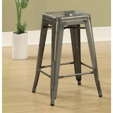 Kitchen Backless Metal Bar Stools Home Hold Design Reference For - Elegant dining table with bar stools residence
