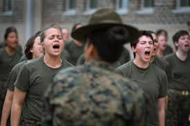 marine boot c bathroom 12 hazing complaints since 2014 confirmed at marine base
