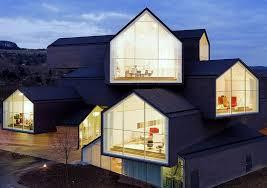 Marque De Mobilier Design Vitrahaus Maisons Empilées Par Herzog Et De Meuron