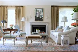 Relaxed Traditional Style Pacific Heights DKdecor - Interior design traditional style