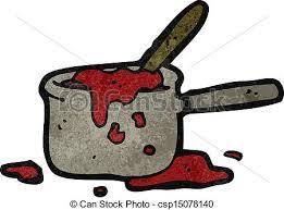 dessin casserole cuisine dessin animé retro casserole cuisine vecteur eps rechercher des