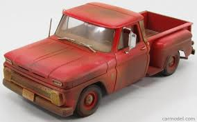matchbox chevy silverado greenlight 12863 scale 1 18 chevrolet chevy pick up 1966