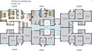 610 sq ft 1 bhk 1t apartment for sale in ecohomes greens karjat mumbai