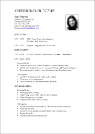 Cv Or Resume Awesome Is Cv The Same As Resume Contemporary Simple Resume