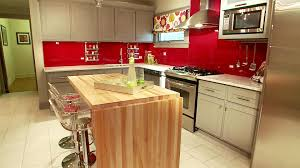 kitchen color ideas with cherry cabinets open cabinets storage