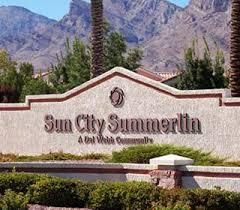 Sun City Summerlin Floor Plans Growing Families To Active Retirees Summerlin Las Vegas