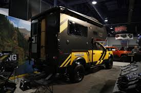 nissan titan camper sema 2016 hellwig products u0027 nissan titan xd build is ready to go