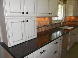 granite countertop kitchen cabinets sterling va stainless steel