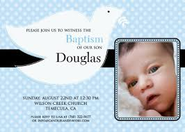 exle of baptismal invitation card paperinvite