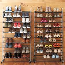Shoe Rack by Shoe Racks Organizers Shoe Storage Ideas Shoe Holders The