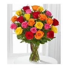 color roses color roses flower arrangement