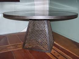 industrial style table stissing design