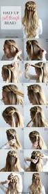 25 unique dutch braid half up ideas on pinterest braid half up