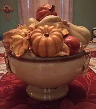 fitz floyd thanksgiving ebay