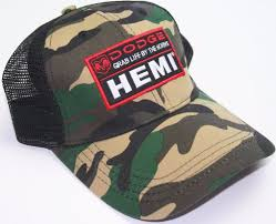 Ford Camo Trucker Hat - dodge ram summer mesh back hat hemi army camo base ball cap logo