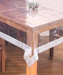 dining table cover clear dining table transparent dining table covers tablecloth katwa