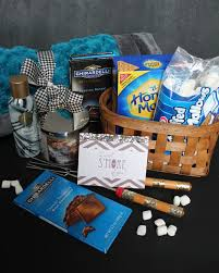 date gift basket ideas 9 best smore basket ideas images on gift basket ideas