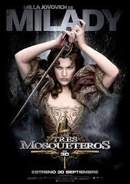 Los tres mosqueteros (2011) [Latino]