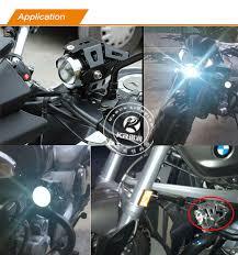 led lights for motorcycle for sale 2015 karun new version dc 12 80v spot u7 led lights motorcycle with