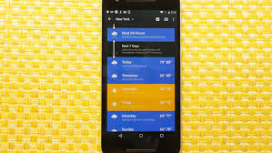 best apps for android best weather apps for android for 2018 cnet