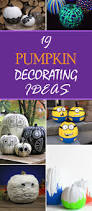 pumpkin decorating ideas for halloween